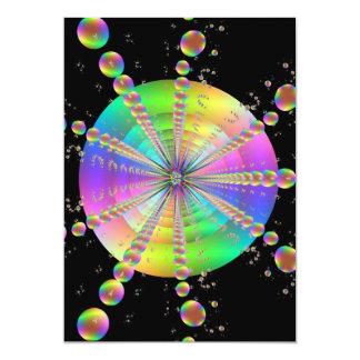 Bubble Tube Card