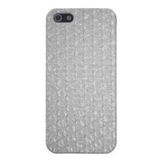 Bubble wrap case for the iPhone 5