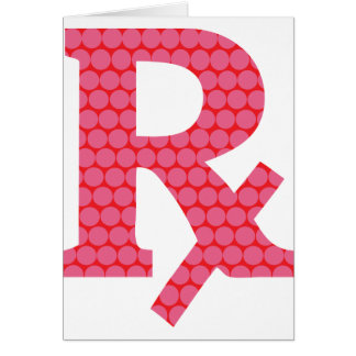 Bubblegum Rx Card