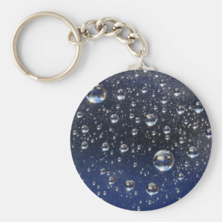Bubbles! Basic Round Button Keychain