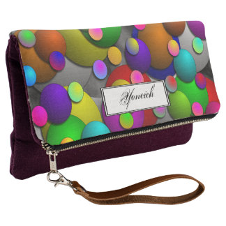 Bubbles by Kenneth Yoncich Clutch