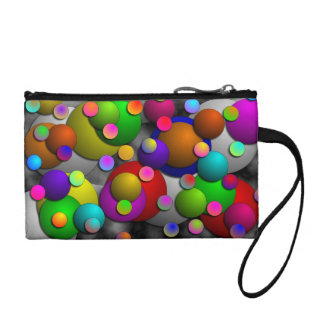 Bubbles by Kenneth Yoncich Coin Purse
