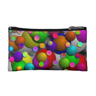 Bubbles by Kenneth Yoncich Makeup Bag