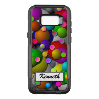Bubbles by Kenneth Yoncich OtterBox Commuter Samsung Galaxy S8+ Case