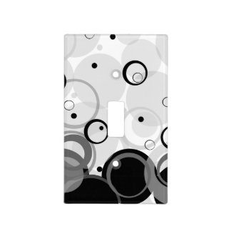 Bubbles, Champagne [Circle Dance] Light Switch Cover