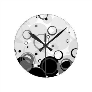 Bubbles, Champagne [Circle Dance] Round Clock