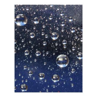 Bubbles! Customized Letterhead