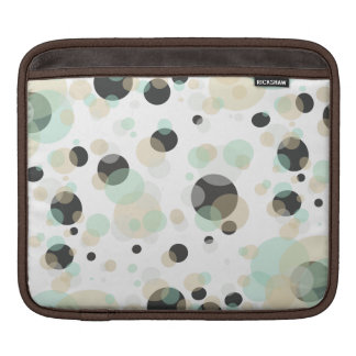 BUBBLES elegance Sleeves For iPads