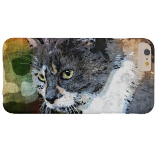 BUBBLES INTENTLY FOCUSED BARELY THERE iPhone 6 PLUS CASE