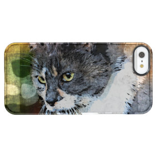 BUBBLES INTENTLY FOCUSED CLEAR iPhone SE/5/5s CASE