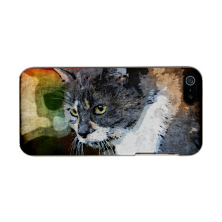 BUBBLES INTENTLY FOCUSED INCIPIO FEATHER® SHINE iPhone 5 CASE