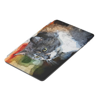 BUBBLES INTENTLY FOCUSED iPad MINI COVER