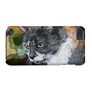 BUBBLES INTENTLY FOCUSED iPod TOUCH 5G COVER