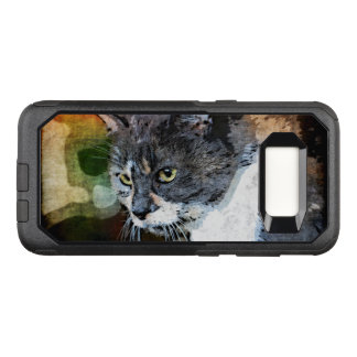 BUBBLES INTENTLY FOCUSED OtterBox COMMUTER SAMSUNG GALAXY S8 CASE