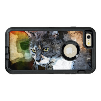 BUBBLES INTENTLY FOCUSED OtterBox DEFENDER iPhone CASE