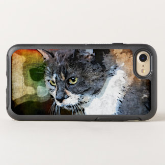 BUBBLES INTENTLY FOCUSED OtterBox SYMMETRY iPhone 8/7 CASE