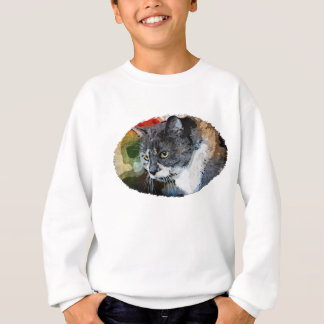 BUBBLES INTENTLY FOCUSED SWEATSHIRT