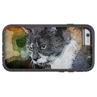 BUBBLES INTENTLY FOCUSED TOUGH XTREME iPhone 6 CASE