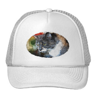 BUBBLES INTENTLY FOCUSED TRUCKER HAT