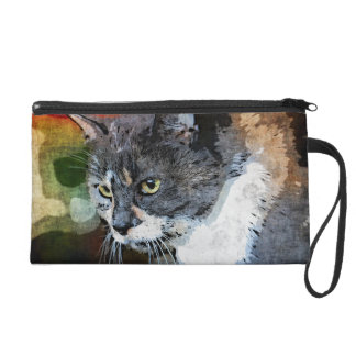 BUBBLES INTENTLY FOCUSED WRISTLET