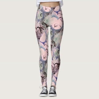 Bubbles - Leggins Leggings