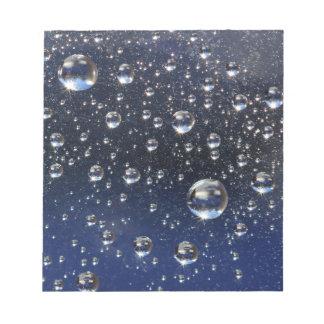 Bubbles! Notepad