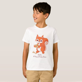 Bubbles the Helpful Squirrel T-Shirt