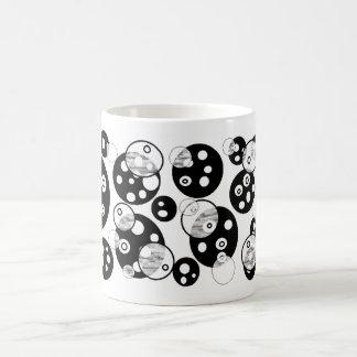 bubbles zero coffee mug