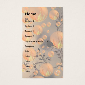Bubbling Love! Business Card