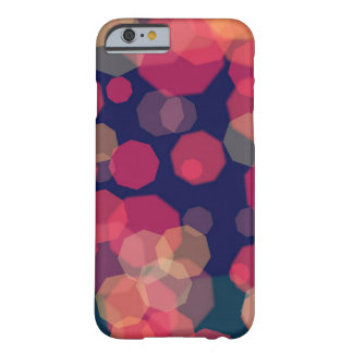 Bubbly Abstract Purple and Pink IPhone 6 Case