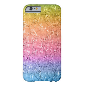 Bubbly and Foamy Barely There iPhone 6 Case