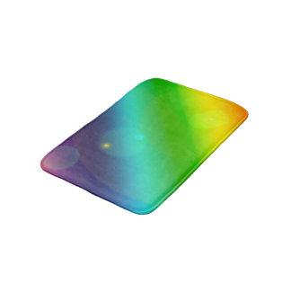 Bubbly Rainbow Bath Mat