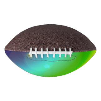 Bubbly Rainbow Football