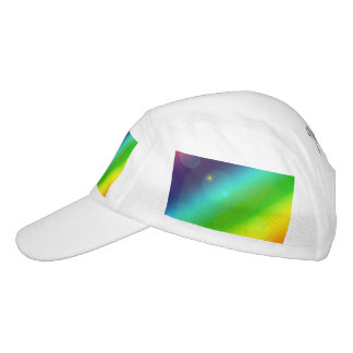 Bubbly Rainbow Hat