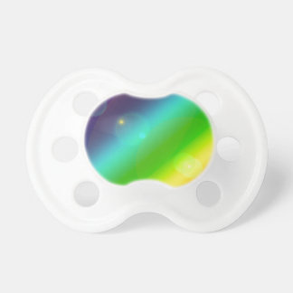 Bubbly Rainbow Pacifier