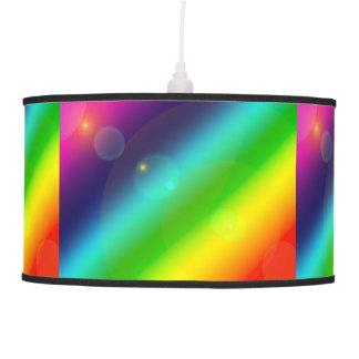 Bubbly Rainbow Pendant Lamp