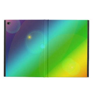 Bubbly Rainbow Powis iPad Air 2 Case