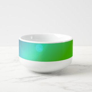 Bubbly Rainbow Soup Mug