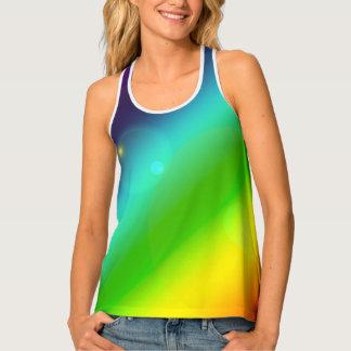 Bubbly Rainbow Tank Top