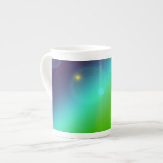 Bubbly Rainbow Tea Cup