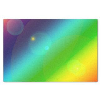 Bubbly Rainbow Tissue Paper