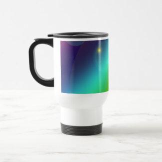 Bubbly Rainbow Travel Mug