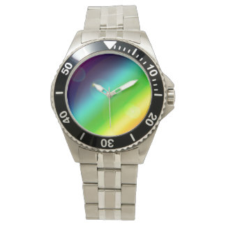 Bubbly Rainbow Watch