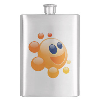 BUBBLY SUN HIP FLASK