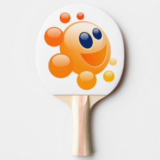 BUBBLY SUN PING PONG PADDLE
