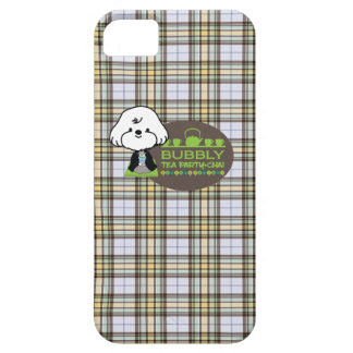 bubbly's tea party iPhone 5 covers
