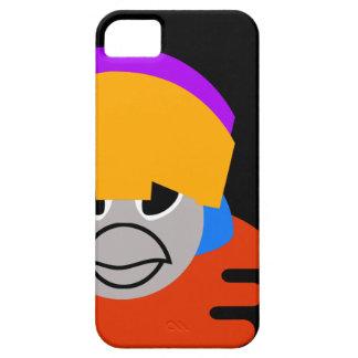 Bubla-Chan Clupkitz iPhone 5 Covers