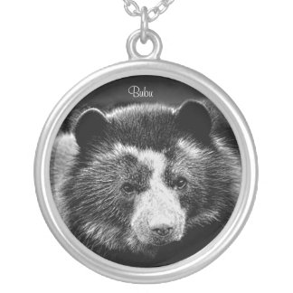 Bubu Forever! Silver Plated Necklace