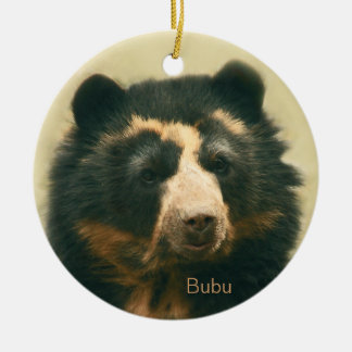 Bubu Portraits Ceramic Ornament