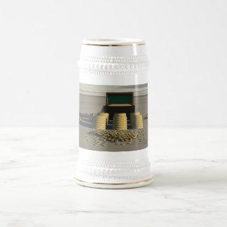 Buccaneer Gold Beer Stein